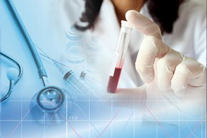 blood test and phlebotomy